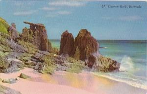 Bermuda Scene At Cannon Rock