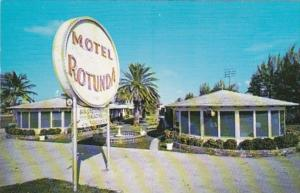 Florida North Miami The Rotunda Motel