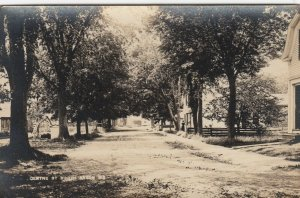 RP: ANSON , Maine , 1900-10s ; Centre Street , North