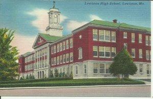Lewiston, Me., Lewiston High School