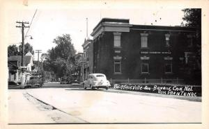 Berthierville Quebec Canada Banque Canadiene Nationale Real Photo PC JE229466