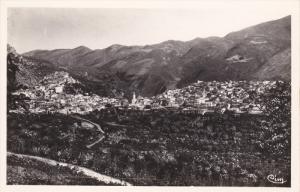 RP: FES , Morocco , 20-30s ; Vue Generale de la Ville sainte de MOULAY-IDRIS