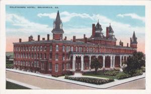 Oglethorpe Hotel, Brunswick, Georiga, 1910-1920s