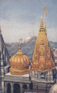 The Golden Temple , BENARES , India , 00-10s ; TUCK 7239