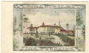 The Carolina Hotel, Pinehurst, North Carolina, pre-1907