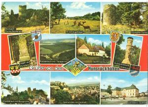 Germany, Grusse von den Hunsruckhohen unused Postcard