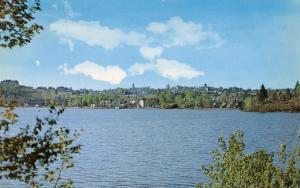 Canada - Quebec, St Gabriel de Brandon, Lake Maskinonge
