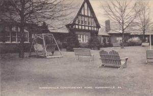 Pennsylvania Harmarville Convalescent Home Artvue