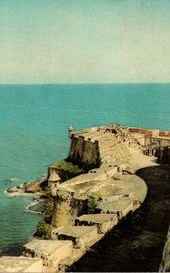Puerto Rico San Juan El Morro Castle 1965