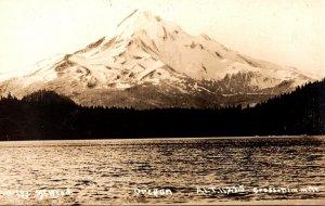 Oregon Mt Hood & Lost Lake Real Photo