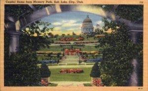 Capitol Dome - Salt Lake City, Utah