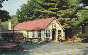 Pennsylvania Knauertown Village Outpost Antiques St Peters Road