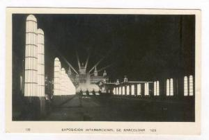 RP  Exposicion Internacional de Barcelona, Spain, 1929