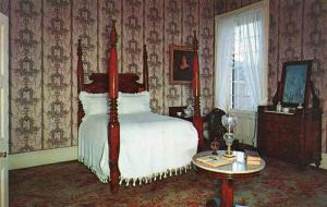 8904 Bedroom of Andrew Jackson, The Hermitage, Nashville Tennessee