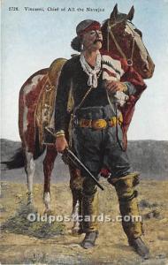 Vincenti, Chief of All the Navajos Unused