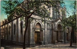 CPA Draguignan Eglise Paroissiale (613844)