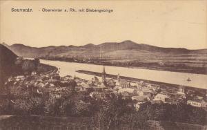 Oberwinter a Rh. Mit Siebengebirge, Germany, 00-10s