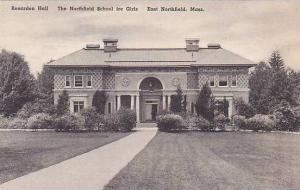 Massachusetts East Northfield Girls School Kenarden Hall Albertype