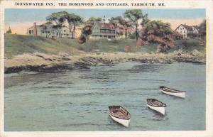 Drinkwater Inn , YARMOUTH , Maine , 00-10s