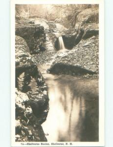 old rppc NICE VIEW Shelburne In White Mountains - Near Gorham & Berlin NH i6980