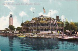 Canada Royal Hamilton Yacht Club Hamilton Ontario