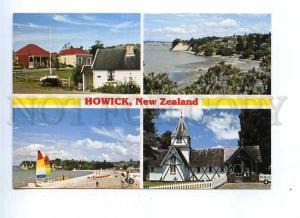 179354 HOWICK NEW ZEALAND old postcard