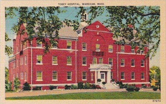 Tobey Hospital Wareham Massachusetts