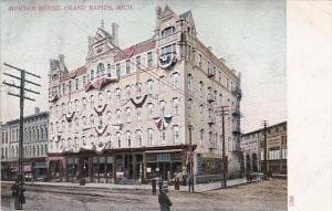 Michigan Grand Rapids The Morton House 1908