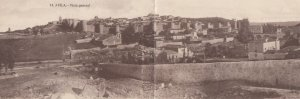 AVILA,  Spain, 1900-1910s; Vista