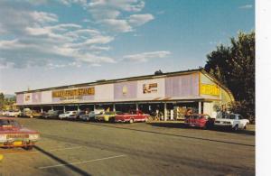 Valley Fruit Stand , KELOWNA , B.C. , Canada , 50-70s