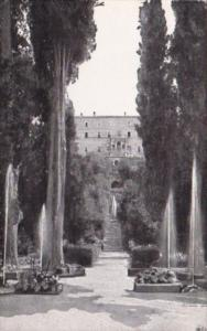 Italy Tivoli Villa d'Este