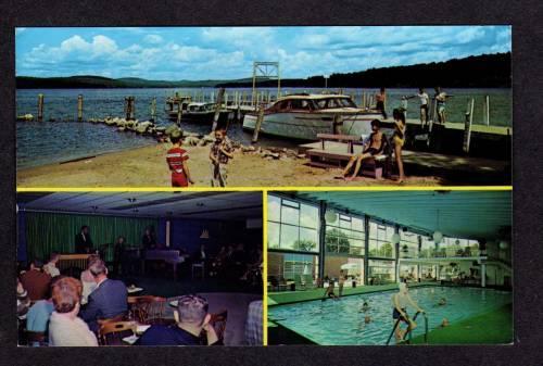 Nh Margate Hotel Lakefront Resort Laconia New Hampshire