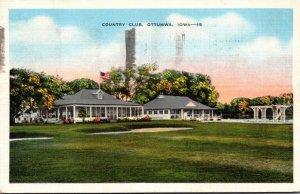 Iowa Ottumwa Country Club 1940