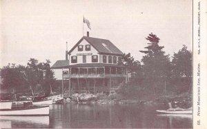 Freeport Maine New Meadows Inn Vintage Postcard AA25231
