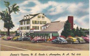 New Hampshire Hampton Lamie's Tavern sk7438