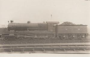 Highland Railway Later LMS 4P Clan Class Coal 49 14762 Scottish Real Photo Tr...