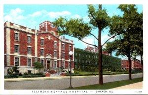 Illinois Chicago Illinois Central Hospital