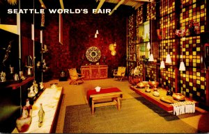 Washington Seattle World's Fair Mexican Pavilion