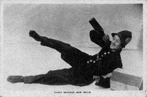 Harry Brandon Bow Bells Postcard