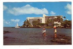 Naniloa Surf, Hilo Bay, Hilo, Hawaii, 50-70s