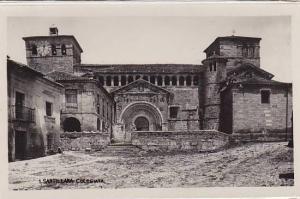 RP, Santillana Colegiata, Spain, 1930-1940s