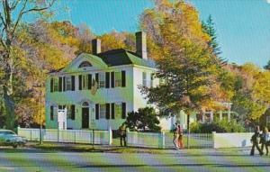 Massachusetts Stockbridge The Old Corner House