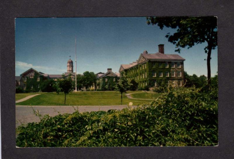 Carte Canada Uni.Ns Dalhousie Univ University Halifax Nova Scotia Canada Carte