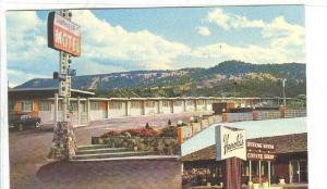 Harold´s Dining Room & Coffee Shop, Courtesy Inn Motel, Kamloops, British Co...