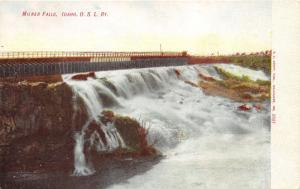 Burley Idaho~Milner Falls on Snake River~Oregon Short Line Railroad (OSL)~c1905