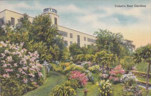 The Calart Building, Calart's Rear Gardens, PROVIDENCE, Rhode Island, 1930-1940s