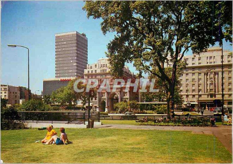 Postcard Modern Marble Arch London