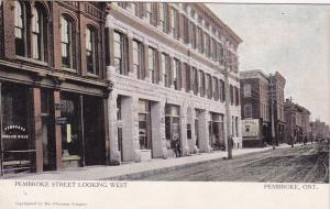 PEMBROKE , Ontario, Canada, 00-10s ; Pembroke Street Looking West