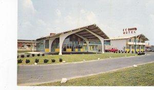 NEW CASTLE , Delaware, 1950-60s ; Gateway Motor Inn
