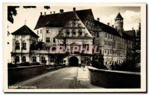 Old Postcard Schloss Heiligenberg